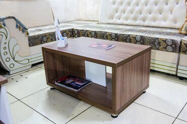 Журнальный столик, модель №10.Размер:850/550/400 мм. (Возможна