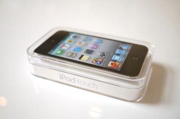apple ipod 8gb в Кыргызстан: Плеер Apple iPod touch 8 ГБ 4-го поколения (MC540E/A)Модель