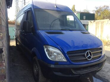 Купить грузовой рефрижератор - Кыргызстан: Ищу работу или услуги имея грузовой спринтер (цельнометал)