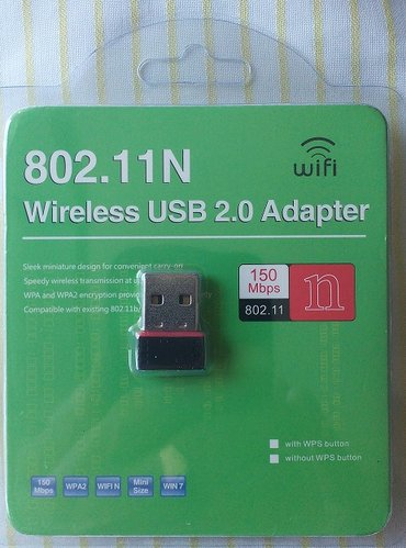 Mini USB Wifi Kartica + CD NOVO - Uzice