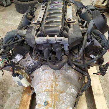 Автозапчасти - BMW - Бишкек: Двигатель БМВ N62B48 Бензиновый двигатель V8 с VALVETRONIC и