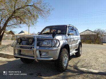 Транспорт - Балыкчы: Toyota Land Cruiser Prado 3.4 л. 2002 | 102000 км
