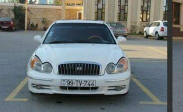 hyundai sonata kredit satisi - Azərbaycan: Hyundai Sonata 2 l. 2002 | 200000 km