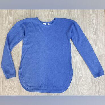 африкански сом в Кыргызстан: Удлинённый свитер известного американского бренда Gap в отличном