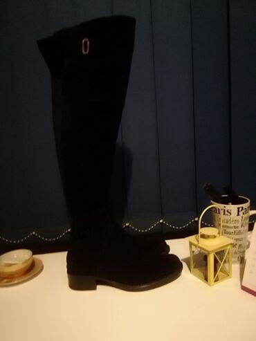 Novo Vrhunska kožaPreko kolena Kupljene u inostranstvuSavršeno stoji