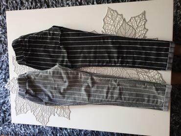 Pantalone ara - Srbija: Pantalone vel 8 ostale sive