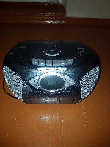cd privod dlja pk в Кыргызстан: Продаю магнитофон mp3, CD, radio отличное состояние