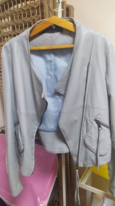 Куртка кожанное