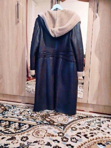 palto razmer 46 в Кыргызстан: Продается дублёнка 46 разм. (Турция ) состояние хорошее, покупала за