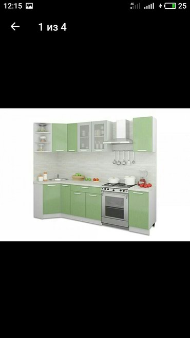 Кухонные гарнитуры на заказ и на любой сложности. в Токмак