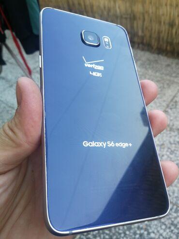 Karate oprema - Srbija: Samsung Galaxy S6 Edge Plus 32 GB plavo