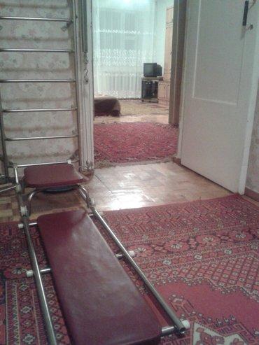 Продаю 3 комнат. квартиру. Центр  64 кв. м, кирпич, 7эт, не последний, в Бишкек