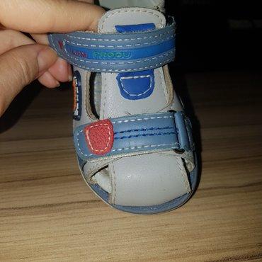 Продаю детские сандали. Размер: 21. Отличное состояние. Торг уместен.  в Бишкек