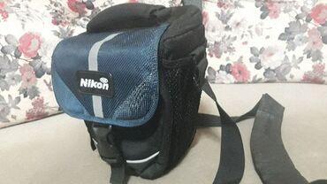 Çanta və çexollar - Azərbaycan: Fotoaparat üçün çanta Nikon Canon teze
