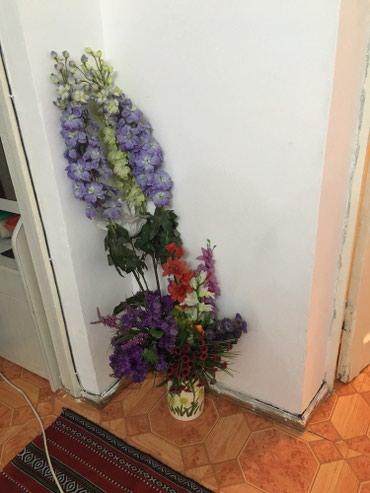 Искусственные цветы для домашнего в Бишкек
