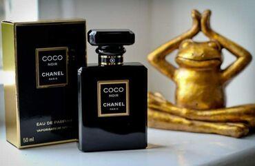 Chanel Coco Noir. Yuksek keyfiyyet, mohtesem qaliciliq