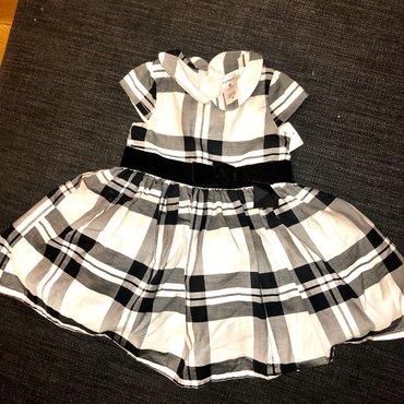 Carlo colucci - Srbija: Nova Carters haljina, ispod ima dve postave sto suknju čini