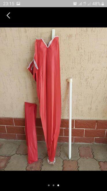 Зонтик для рыночных хорошим состоянием доставка по городу 100 сом