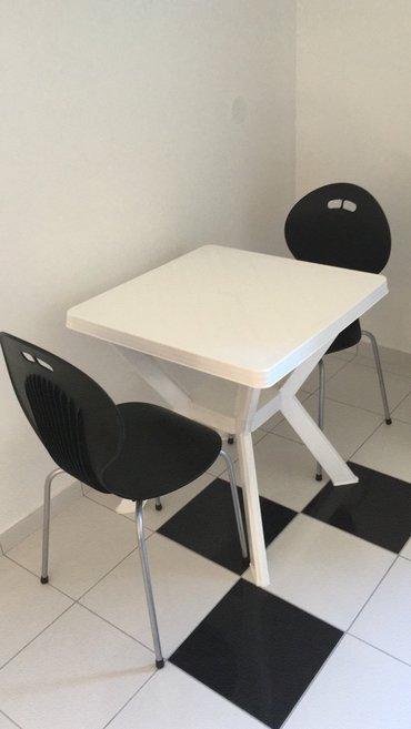 Bastenski stolovi - Batajnica