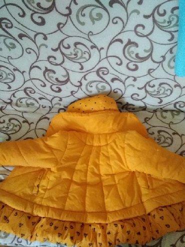 Prelepa jaknica za devojčice,za prelazni period ili blagu jesen,za