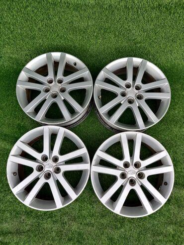 купить диски для машины в Кыргызстан: Диски SubaruДиаметр R17Сверловка 5*100Ширина 7.0j et48Цена за 4 диска