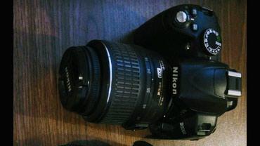 Bakı şəhərində Nikon d3000 az iwlenilip ela veziyetde