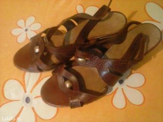 Nove kožne sandale, br. 38. - Sombor
