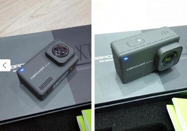 video-kamera-dlja-skajpa в Кыргызстан: Экшн камера 4k сенсорная dbpower EX7000PRO EX 7000 PRO. Возможна отпр