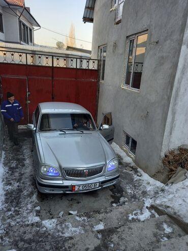 волга 31105 крайслер в Кыргызстан: ГАЗ 31105 Volga 2.5 л. 2004   150000 км