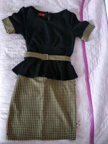 Продаю платье баска, в отличном состоянии. размер 44-46 в Бишкек