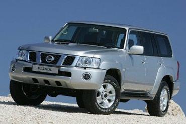 nissan patrol y61 в Кыргызстан: Автозапчасти на ходовую часть на Nissan PATROL Y61, новые в