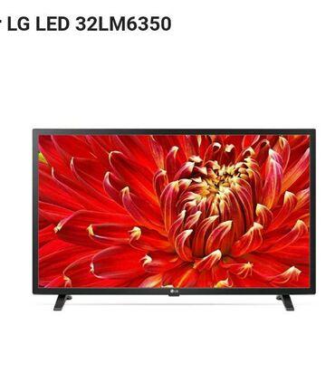tv-lg - Azərbaycan: Lg Smart tv satilir. Yenidir istifade olunmayib. 81 ekran.370 azn
