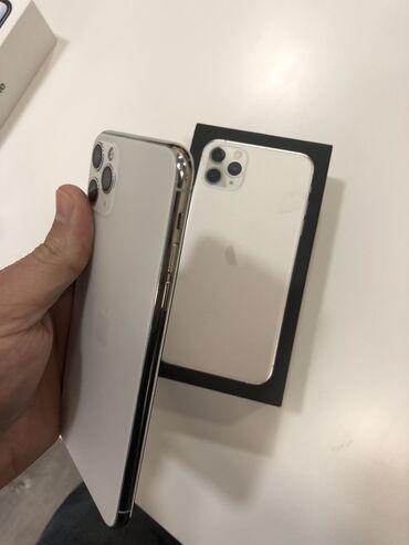 iphone qablari - Azərbaycan: IPhone 11 Pro Max 64 GB Ağ