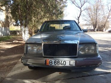 Mercedes-Benz 230 2.3 л. 1990 | 123456 км