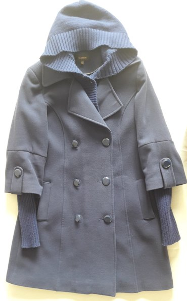 Пальто женское. размер 48. турция. в Бишкек