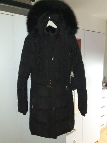 Zimska-jakna-topla-xl - Srbija: Kao nova Shooter zenska zimska jakna. dugacka. postavljena. topla. eko