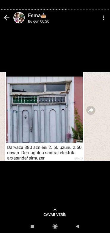 Darvazalar iwmiw - Azərbaycan: Darvazalar