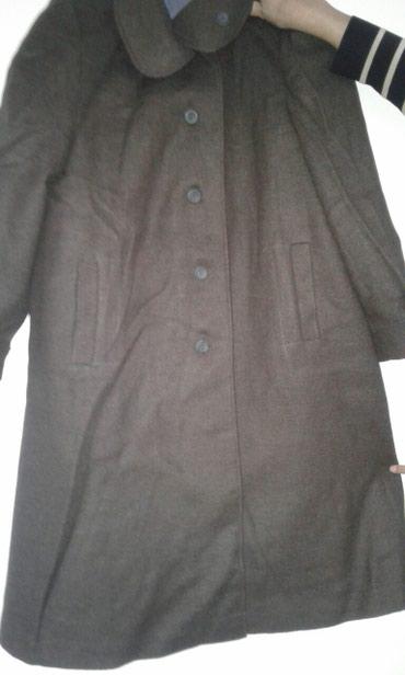 Личные вещи - Милянфан: Продаю пальто драповое. новое. недорого. 46 размер