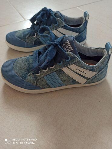 Dečije Cipele i Čizme - Cuprija: Na prodaju original dečje patike marke Geox Respira, broj 32, kratko