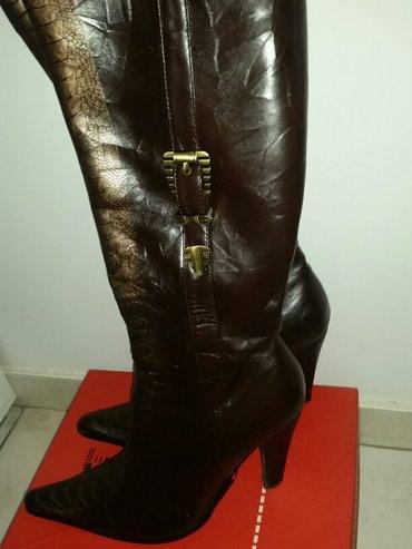Zenske kozne cizme - Kragujevac