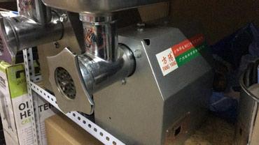 Промышленный мясорубка год гарантии на 150 кн в Бишкек