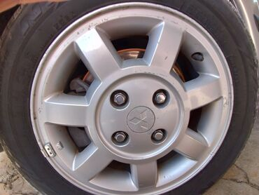 4 114 3 диски в Кыргызстан: Продаю или меняю диски R15  4шт. разболтовка (4/114.3)