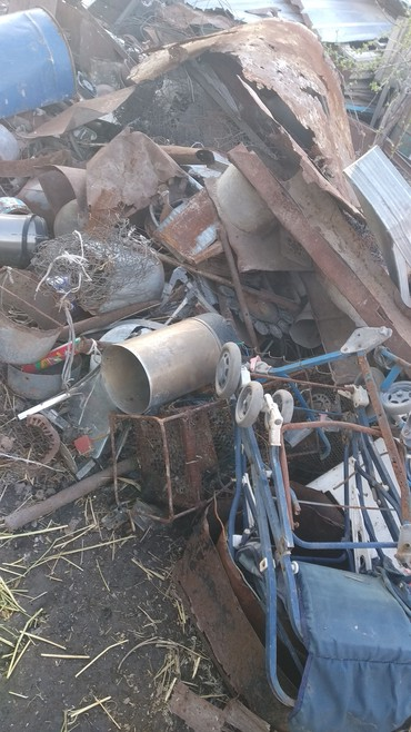 Приём металлолома по город и области в Кант