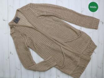 Женский длинный теплый кардиган Vero Moda Jeans,р.XL           Длина
