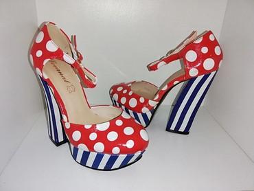 Ženska obuća | Kovin: RASPRODAJA #NOVO ***Snizenje*** Levanat sandale ❤ Dostupni brojevi: 39