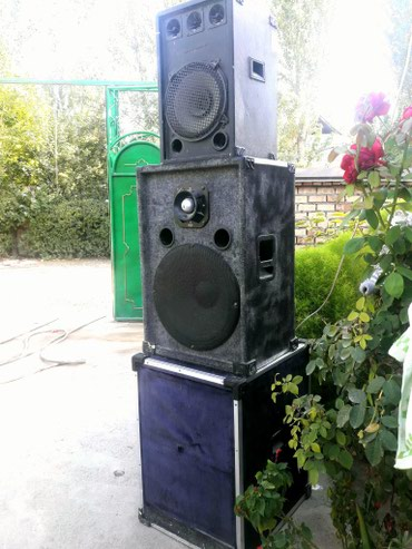 Музыкальный аппаратура сатылат комплект  в Кызыл-Кия