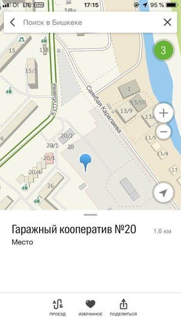 Продаю гараж в 6 мкр 2000$ в Бишкек