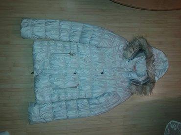 Svetlo krem jakna, 1500 dinara. - Knjazevac