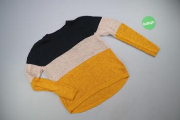 10000 объявлений | ЛИЧНЫЕ ВЕЩИ: Жіночий асиметричний светр Only, р. М   Довжина: 55/61 см Довжина рука