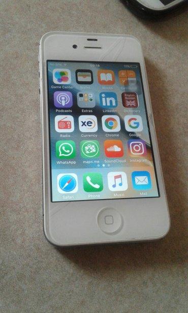 Iphone 4s. состояние отличное. память 16 гб. Обмен не интересует 🙅 в Бишкек